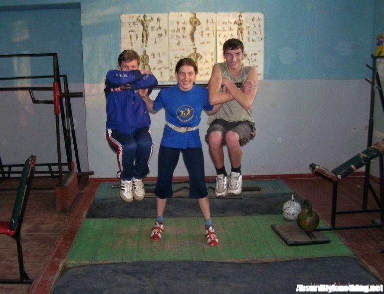 Varya akulova – la ragazza più forte del mondo