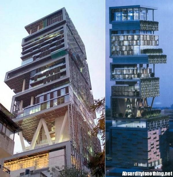 La casa pi costosa del mondo costata 723 milioni di euro absurdity is nothing - La casa piu costosa del mondo ...