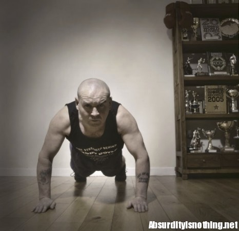 Paddy Doyle, 200 record del mondo (2)