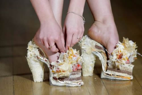 Cup Cakes Chaussure