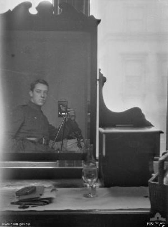 La moda delle selfie ecco le prime 5 mai scattate absurdity is nothing - Lo specchio di selfie ...